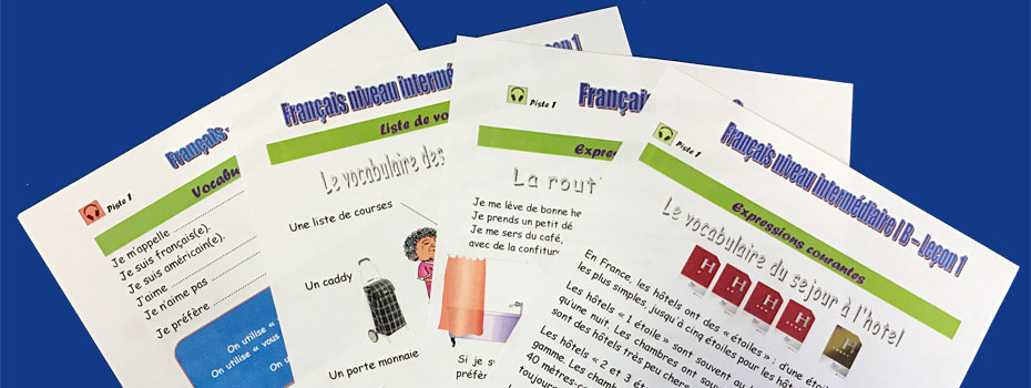 Free French Lessons NYC
